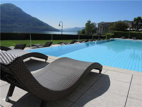 Holiday apartment Costa Smeralda, Brissago, Lake Maggiore (CH), Ticino, Switzerland, picture 21