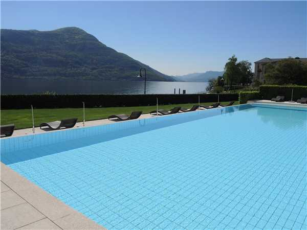 Holiday apartment Costa Smeralda, Brissago, Lake Maggiore (CH), Ticino, Switzerland, picture 2