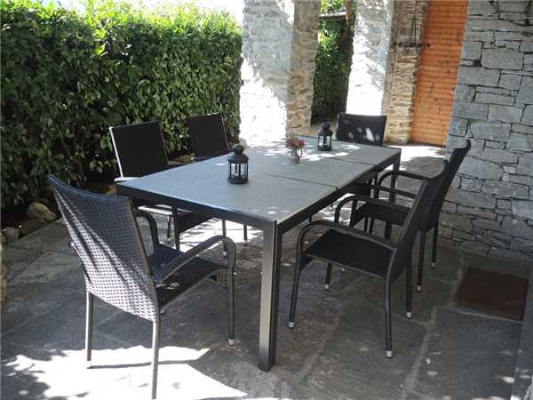 Ferienhaus Testa Nera Casa, Brione s/Minusio, Lago Maggiore (CH), Tessin, Schweiz, Bild 18