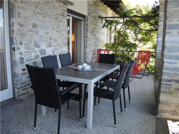 Ferienhaus Testa Nera Casa, Brione s/Minusio, Lago Maggiore (CH), Tessin, Schweiz, Bild 15