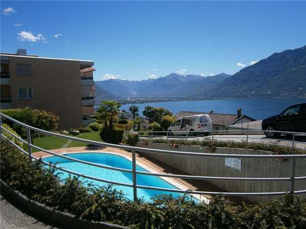 Ferienwohnung Adriana, Locarno-Monti, Lago Maggiore (CH), Tessin, Schweiz, Bild 18