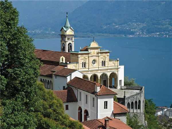 Ferienwohnung Adriana, Locarno-Monti, Lago Maggiore (CH), Tessin, Schweiz, Bild 21