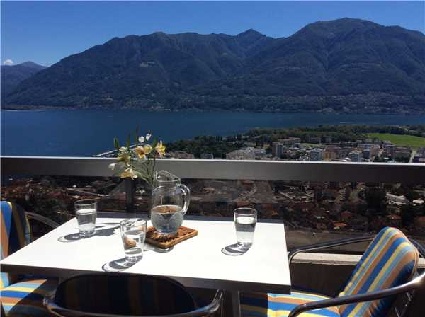 Ferienwohnung 'Adriana' im Ort Locarno-Monti