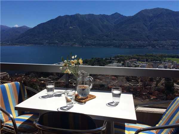 Ferienwohnung Adriana, Locarno-Monti, Lago Maggiore (CH), Tessin, Schweiz, Bild 12