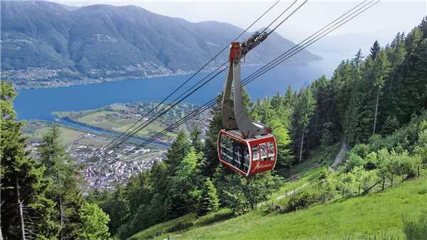 Ferienwohnung Adriana, Locarno-Monti, Lago Maggiore (CH), Tessin, Schweiz, Bild 22