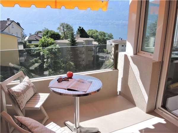 Ferienwohnung  Bellavista, Locarno, Lago Maggiore (CH), Tessin, Schweiz, Bild 13