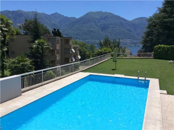 Ferienwohnung  Bellavista, Locarno, Lago Maggiore (CH), Tessin, Schweiz, Bild 3