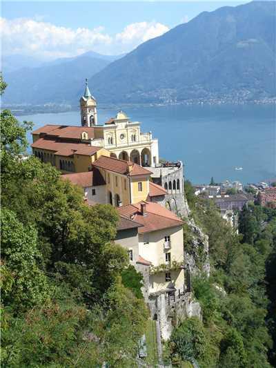 Ferienwohnung  Bellavista, Locarno, Lago Maggiore (CH), Tessin, Schweiz, Bild 35