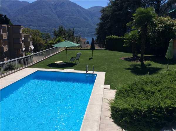Ferienwohnung  Bellavista, Locarno, Lago Maggiore (CH), Tessin, Schweiz, Bild 23