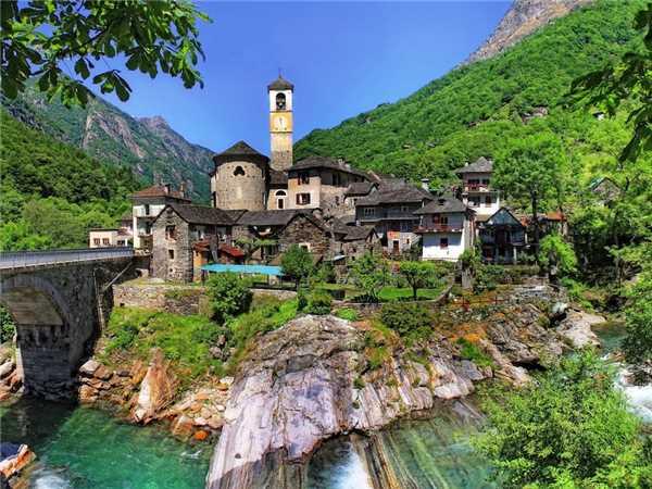 Ferienwohnung  Bellavista, Locarno, Lago Maggiore (CH), Tessin, Schweiz, Bild 36