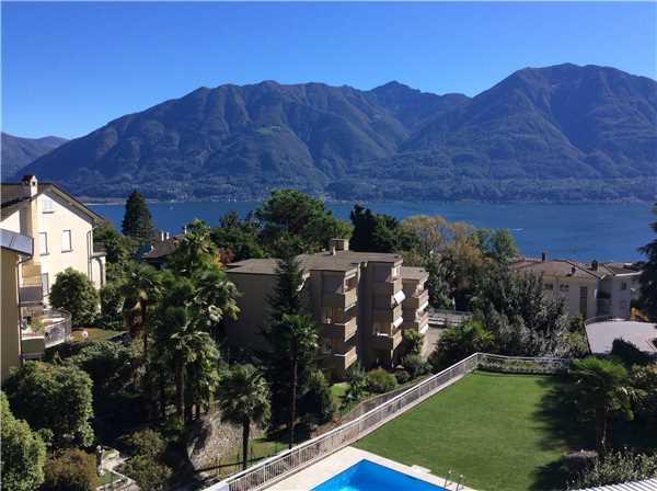 Ferienwohnung  Bellavista, Locarno, Lago Maggiore (CH), Tessin, Schweiz, Bild 2