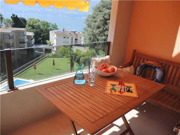 Ferienwohnung ' Bellavista' im Ort Locarno