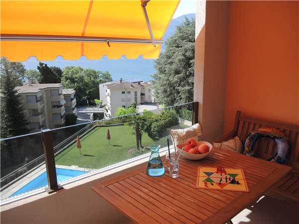 Ferienwohnung  Bellavista, Locarno, Lago Maggiore (CH), Tessin, Schweiz, Bild 17