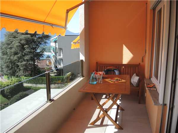 Ferienwohnung  Bellavista, Locarno, Lago Maggiore (CH), Tessin, Schweiz, Bild 10