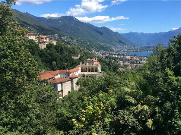 Ferienwohnung Fiona , Locarno-Minusio, Lago Maggiore (CH), Tessin, Schweiz, Bild 22