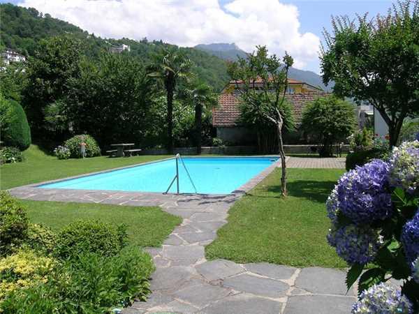 Ferienwohnung Fiona , Locarno-Minusio, Lago Maggiore (CH), Tessin, Schweiz, Bild 2