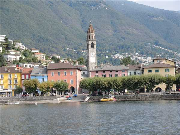 Holiday apartment Ascoresa, Ascona, Lake Maggiore (CH), Ticino, Switzerland, picture 21