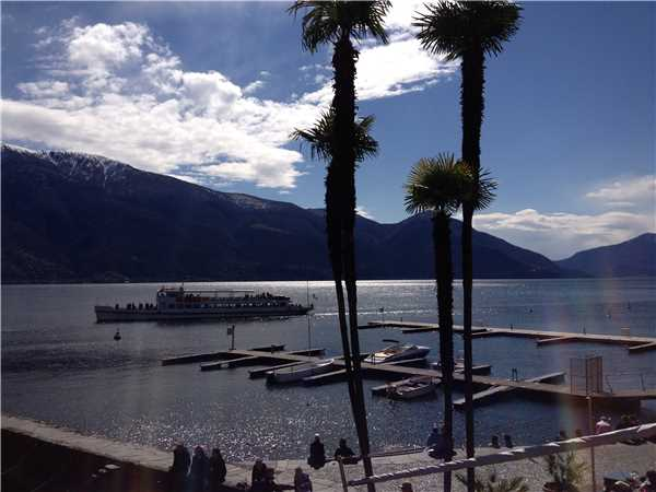 Holiday apartment Ascoresa, Ascona, Lake Maggiore (CH), Ticino, Switzerland, picture 18