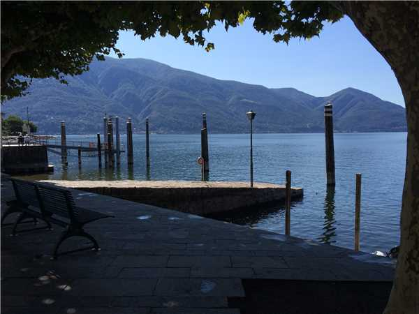 Holiday apartment Ascoresa, Ascona, Lake Maggiore (CH), Ticino, Switzerland, picture 16