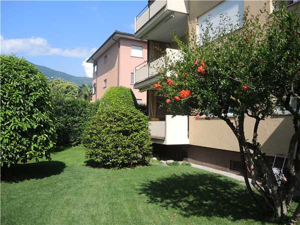 Holiday apartment Ascoresa, Ascona, Lake Maggiore (CH), Ticino, Switzerland, picture 13