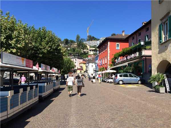 Ferienwohnung Golf Parco, Ascona, Lago Maggiore (CH), Tessin, Schweiz, Bild 17