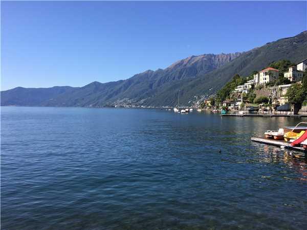 Ferienwohnung Golf Parco, Ascona, Lago Maggiore (CH), Tessin, Schweiz, Bild 19