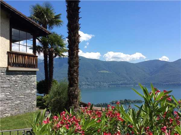 Ferienwohnung 'Azalea' im Ort Ronco sopra Ascona