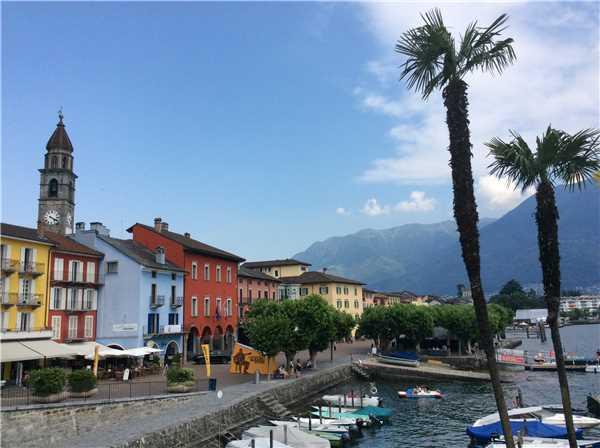 Ferienwohnung Violetta, Ascona, Lago Maggiore (CH), Tessin, Schweiz, Bild 20
