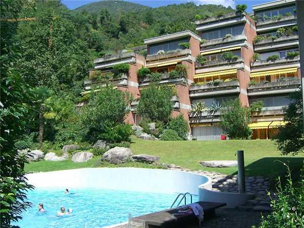 Ferienwohnung Navengana, Minusio, Lago Maggiore (CH), Tessin, Schweiz, Bild 15
