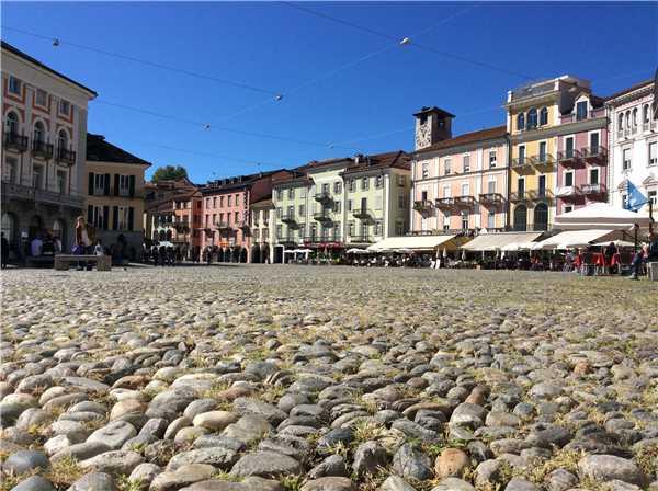 Ferienwohnung 'Del Parco App. 29' im Ort Locarno