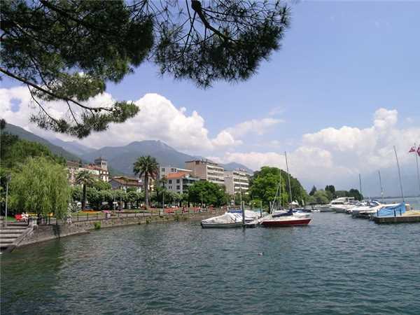 Ferienwohnung Sibylle, Locarno, Lago Maggiore (CH), Tessin, Schweiz, Bild 19
