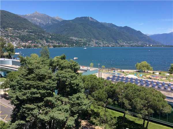 Ferienwohnung Sibylle, Locarno, Lago Maggiore (CH), Tessin, Schweiz, Bild 16