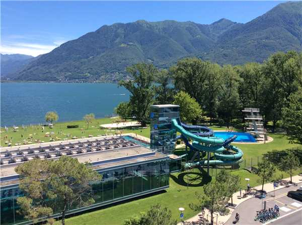 Ferienwohnung Sibylle, Locarno, Lago Maggiore (CH), Tessin, Schweiz, Bild 18