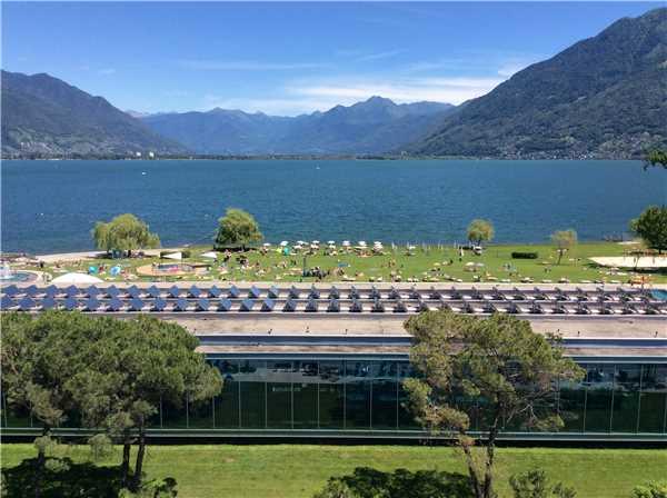Ferienwohnung Sibylle, Locarno, Lago Maggiore (CH), Tessin, Schweiz, Bild 17