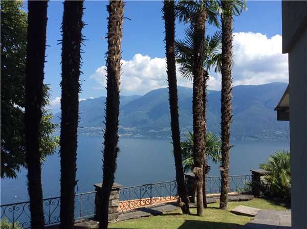 Ferienwohnung Al Pendio , Ronco sopra Ascona, Lago Maggiore (CH), Tessin, Schweiz, Bild 15