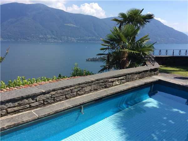 Ferienwohnung Al Pendio , Ronco sopra Ascona, Lago Maggiore (CH), Tessin, Schweiz, Bild 2
