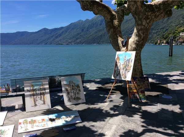 Ferienwohnung Schnyder, Ascona, Lago Maggiore (CH), Tessin, Schweiz, Bild 22