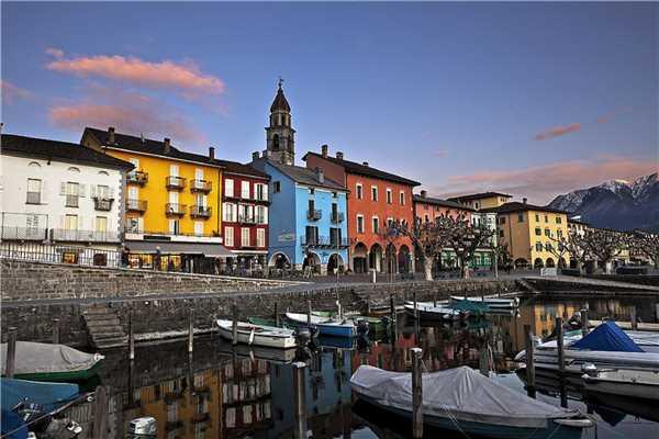 Ferienwohnung San Materno , Ascona, Lago Maggiore (CH), Tessin, Schweiz, Bild 13