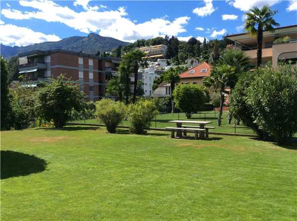 Ferienwohnung San Materno , Ascona, Lago Maggiore (CH), Tessin, Schweiz, Bild 9