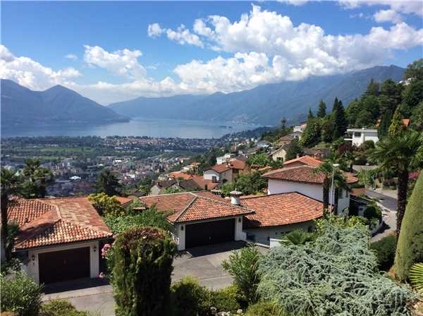 Holiday apartment Riposa, Orselina, Lake Maggiore (CH), Ticino, Switzerland, picture 12
