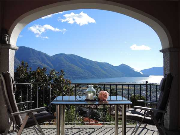 Holiday apartment Riposa, Orselina, Lake Maggiore (CH), Ticino, Switzerland, picture 11
