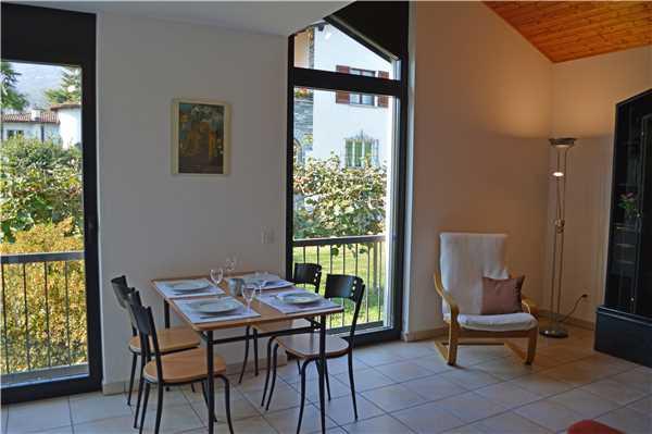 Ferienwohnung Tista, Ascona, Lago Maggiore (CH), Tessin, Schweiz, Bild 3