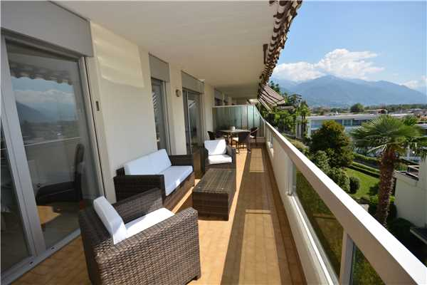 Ferienwohnung Residenza Tiziana, Ascona, Lago Maggiore (CH), Tessin, Schweiz, Bild 12