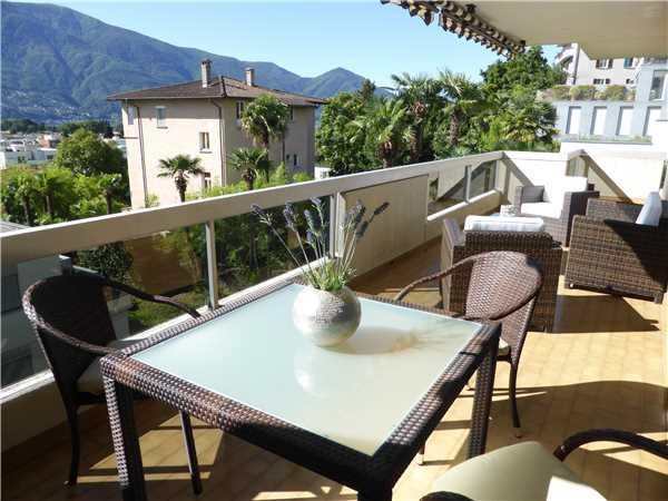 Ferienwohnung Residenza Tiziana, Ascona, Lago Maggiore (CH), Tessin, Schweiz, Bild 10