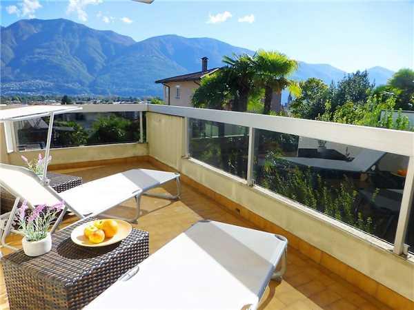Ferienwohnung Residenza Tiziana, Ascona, Lago Maggiore (CH), Tessin, Schweiz, Bild 14