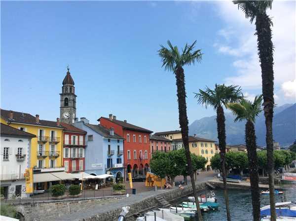 Ferienwohnung Residenza Tiziana, Ascona, Lago Maggiore (CH), Tessin, Schweiz, Bild 17