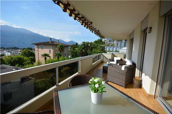 Ferienwohnung Residenza Tiziana, Ascona, Lago Maggiore (CH), Tessin, Schweiz, Bild 11