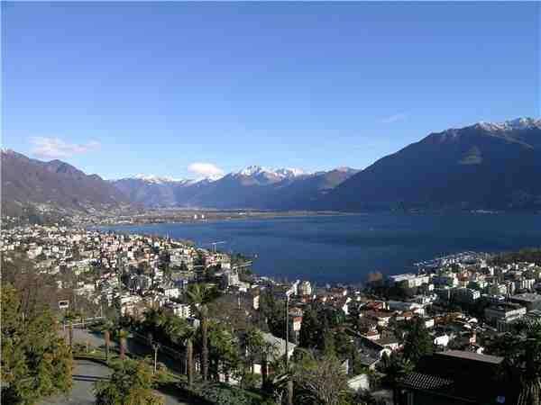 Ferienwohnung Belvedere, Locarno-Monti, Lago Maggiore (CH), Tessin, Schweiz, Bild 15
