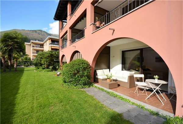 Ferienhaus Residenza Sabrina 09, Ascona, Lago Maggiore (CH), Tessin, Schweiz, Bild 3