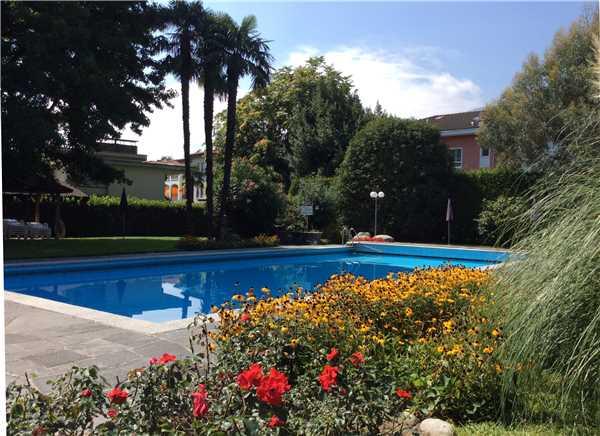 Ferienhaus 'Residenza Sabrina 09' im Ort Ascona